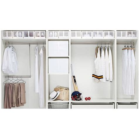 Walk In Closet Room Divider small space walk in closet room divider ikea found on