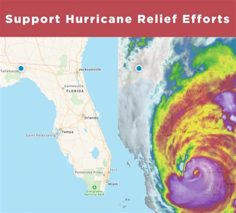 hurricane irma donations hurricane irma relief florida conservation voters