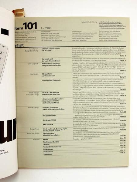 form design zeitschrift ruempelstilzchen form 101 zeitschrift f 252 r gestaltung