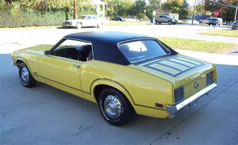 1970 mustang grande competition yellow 1970 ford mustang grande hardtop