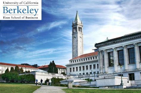 Berkeley Mba At Canada College by Of California มอบท นเร ยนต อ Mba Mba News