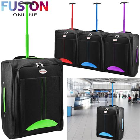 it cabin bag cabin travel bag wheeled lightweight suitcase luggage
