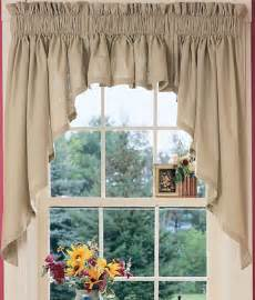 Kitchen Curtain Design Ideas by Kitchen Curtain Styles On Pinterest Window Treatments