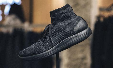 Sepatu Sport Nike Lunar Epic Flyknite nike introduces lunar epic flyknit highsnobiety