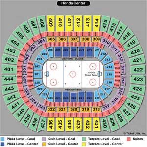 Honda Center Concert Seating Anaheim Ducks Tickets 2017 Ducks Hockey Tickets