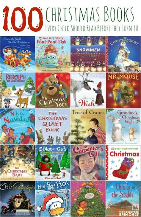 100 best picture books 100 books every child should read before they