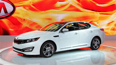 Kia Optima Limited Edition Photos 2012 Kia Optima Limited
