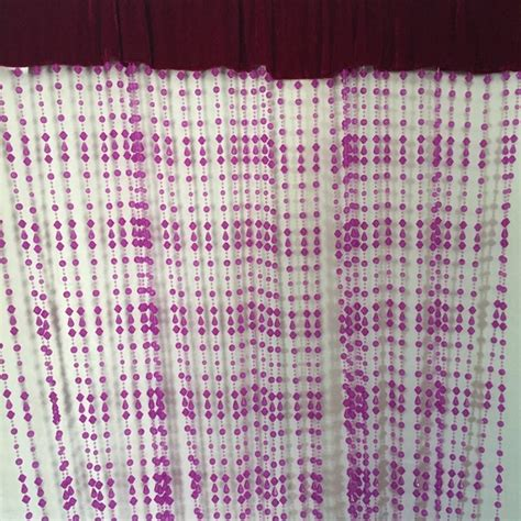 jcpenney beaded curtains 54 off jcpenney other hanging door curtain beads from