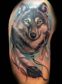Blind Spot Photography Wolf Tattoo Drawing Wesharepics