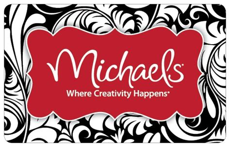 Michaels Craft Store Gift Card - michaels store opening in the brickyard square shopping center february 24
