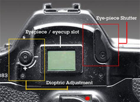 viewfinder and other related issue with canon eos 1n