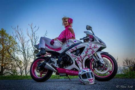 Pink Suzuki Motorcycle 13 Best Images About Gsxr On Gsxr 750 A