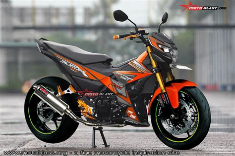 Striping Variasi Cb150r New 4 modifikasi striping new cb150r motoblast