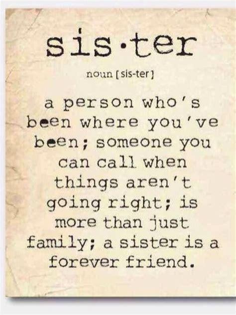 im  thankful    friend    sister   definition sister friend