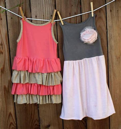 jersey play dress pattern the beginner s jersey baby dress a free sewing pattern