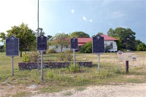 Navasota Post Office by Washington On The Brazos 2008