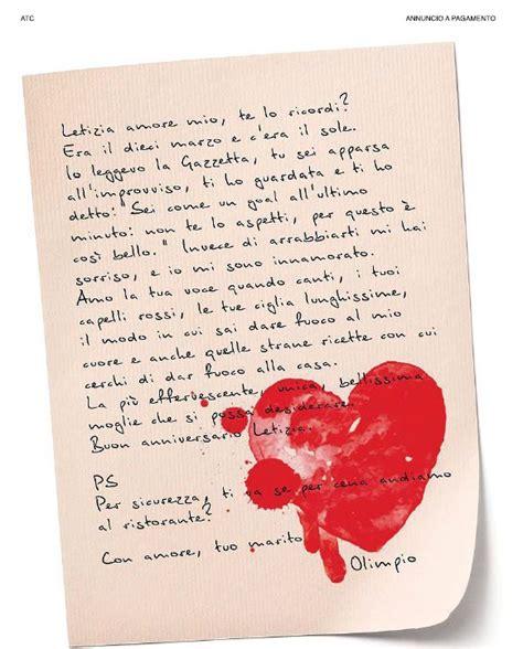 lettere per matrimoni lettera d compra una pagina di pubblicit 224 per l