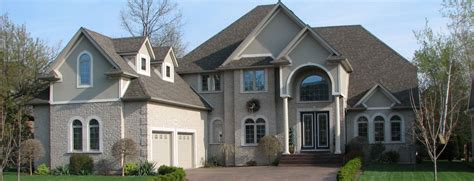 custom made homes lasalle ontario affinity elite