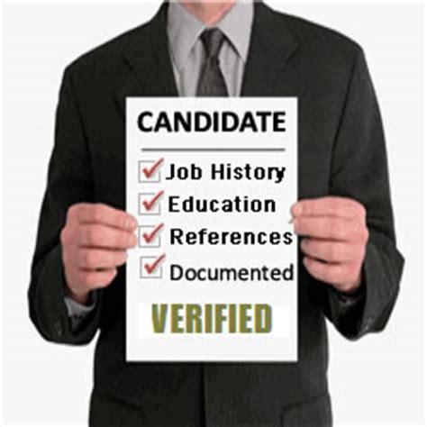 Standard Employment Background Check Pre Employment Screening Course