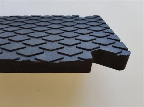 rubber blocks  high density  floors code