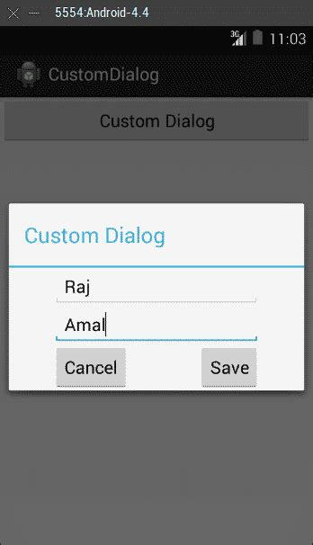 android dialog exle android custom dialog exle