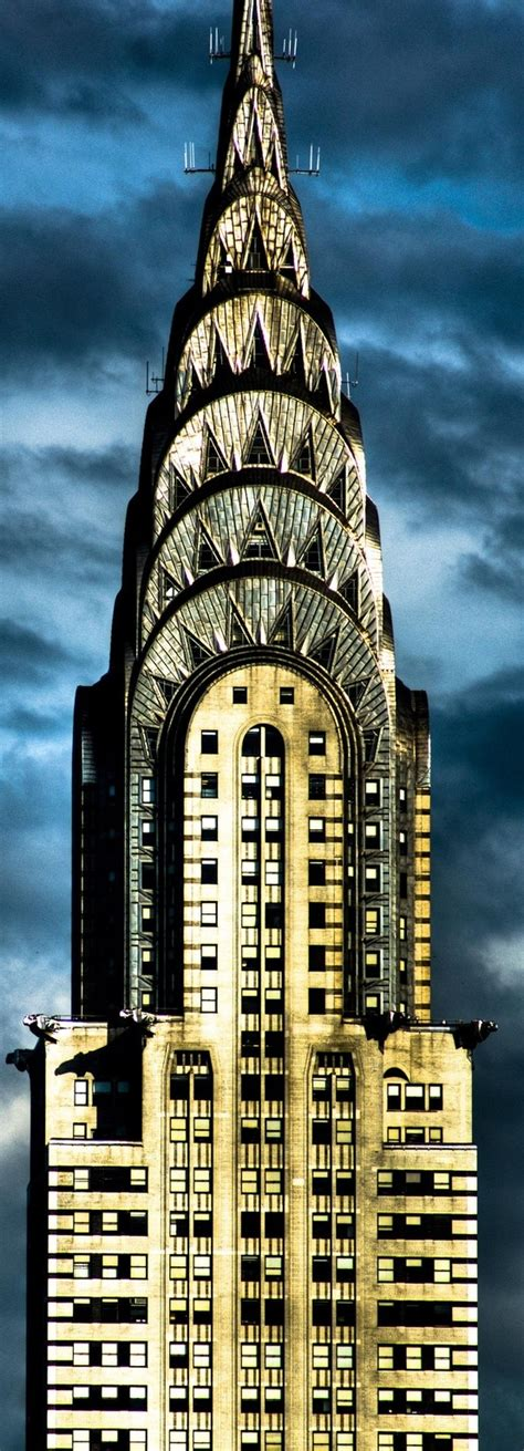 Chrysler Building Deco by The Of Deco 1930 Chrysler Building Manhattan