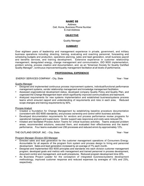 Business Executive Sle Resume by Resume Broadcast Business Manager Sle Resume Resume Daily