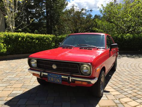1972 datsun 1200 coupe 1972 datsun 1200 sports coupe for sale datsun other 1972
