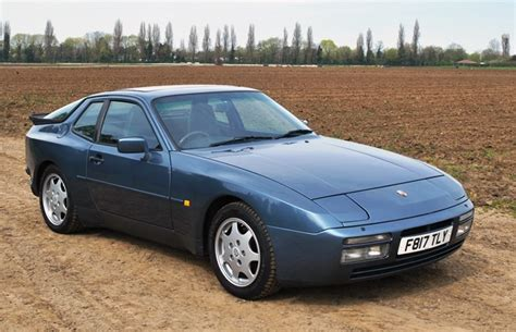 Porsche 944 S2 by Historics At Brooklands Specialist Classic And Sports