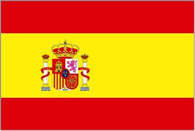 printable spanish flag bunting spain flags spanish flags kingdom of spain flags