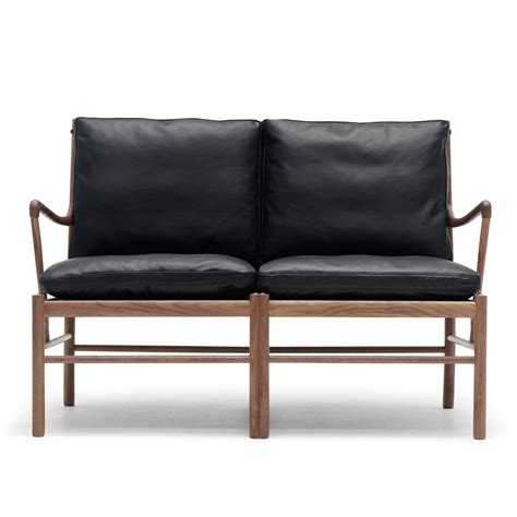 Colonial Sofa by Ow149 2 Colonial Sofa Ole Wanscher Carl Hansen Suite N