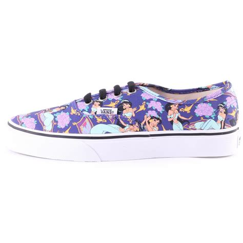 disney shoes for vans disney authentic womens trainers in blue