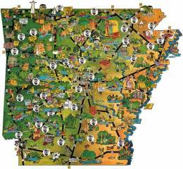 Arkansas State Parks Map by Pics Photos Arkansas State Park Map See Details From