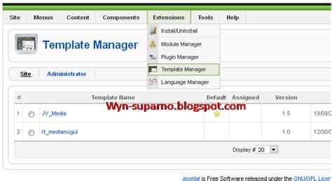 Tip Trik Joomla ingin berbagi ilmu dan pengalaman cara mengganti jenis font website joomla