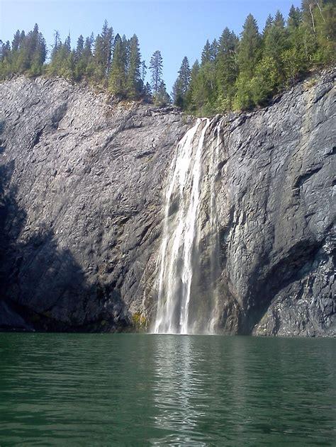 Wa Wa Wee Wa by Wee Falls Near Metaline Falls Wa Washington