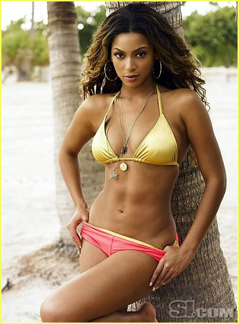 beyonce sports illustrated swimsuit 2007 full sized photo of beyonce sports illustrated swimsuit 16
