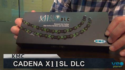 cadena kmc x11sl dcl an 225 lisis cadenas kmc x11sl dcl youtube