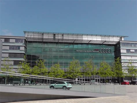 audi headquarters audi headquarters picture of audi museum ingolstadt
