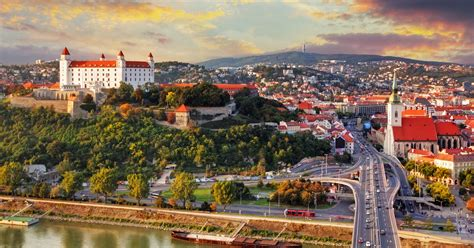 fast boat from vienna to bratislava things to do in bratislava slovakia tours sightseeing