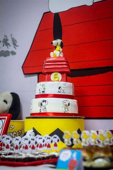 Snoopy Birthday Decorations by Snoopy Birthday Ideas Photo 25 Of 25 Catch