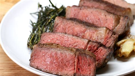 What Would You Do With This Steak by Steak With Garlic Butter