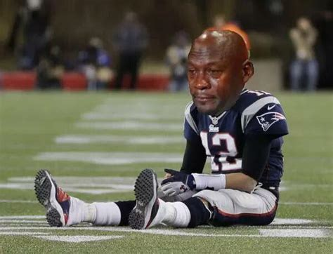 Sad Tom Brady Meme - michael jordan crying meme here to stay for 2016 complex