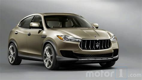 New Maserati Suv by All New 2018 Maserati Suv