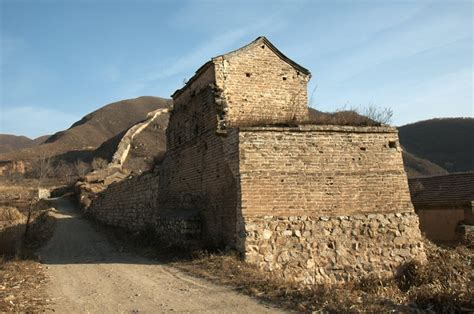 great wall sections henglingcheng great wall pictures