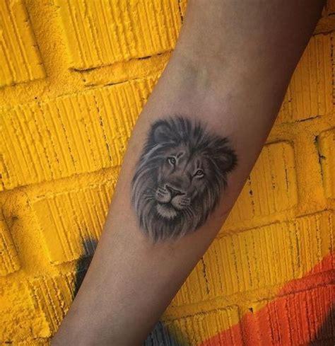 small lion head tattoo best 25 tattoos ideas on