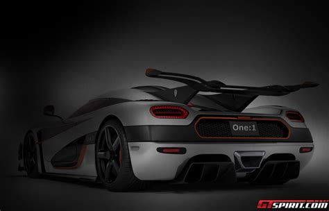 car koenigsegg one 1 exclusive koenigsegg one 1 first official specs revealed