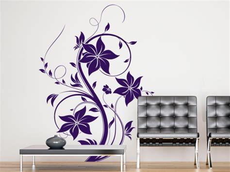 Blumen Wand Selber Machen by Wandtattoo Selber Gestalten Herausforderung Oder