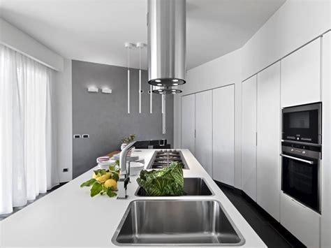 cuisine high tech cuisine ouverte avec 238 lot central 58 sublimes mod 232 les d
