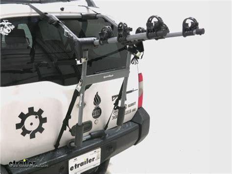Bike Rack For Suv Reviews by Compare Sportrack 3 Bike Vs Racks Etrailer