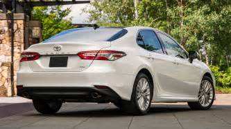 Toyota Camry Xle Toyota Camry Xle 2018 Wallpapers And Hd Images Car Pixel
